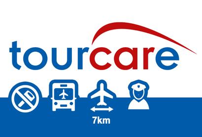 Tourcare parkeergarage Frankfurt bovendek 13+14 - Parkeren bij Luchthaven Frankfurt