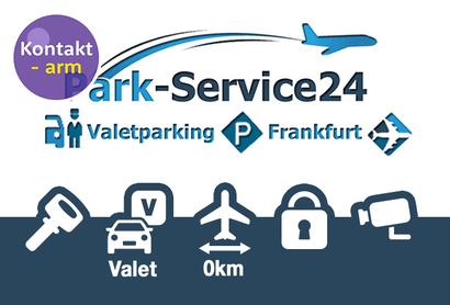 Ondergrondse Parkeergarage Frankfurt Valet - Parkeren bij Luchthaven Frankfurt