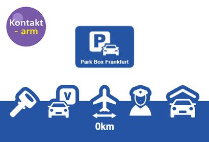 Park-Box-Frankfurt VALET SERVICE Parkeergarage - Parkeren bij Luchthaven Frankfurt