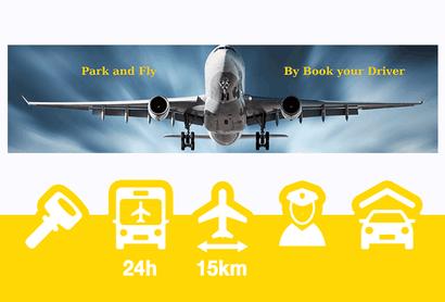 Book Your Driver Parkeergarage Eschborn - Parkeren bij Luchthaven Frankfurt
