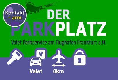 Der Parkplatz Valet Ondergrondse Parkeergarage Frankfurt - Parkeren bij Luchthaven Frankfurt