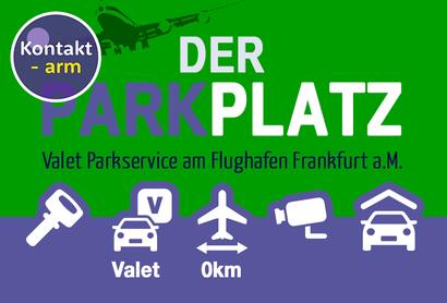 Der Parkplatz Valet Parkeerplaats Frankfurt - Parkeren bij Luchthaven Frankfurt