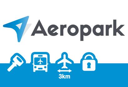 Aeropark Parkplatz Genf - Parken am Flughafen Genf