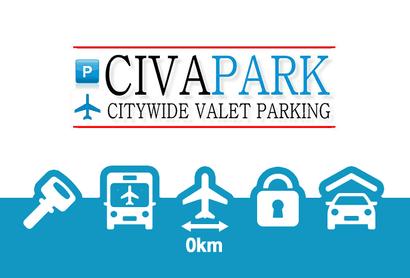 Civapark Tiefgarage Genf - Parken am Flughafen Genf