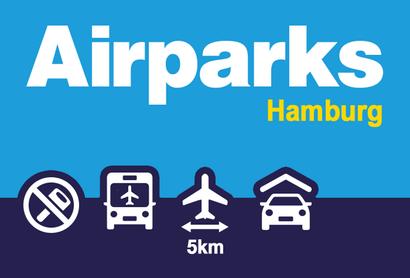 Airparks Parkhaus Hamburg - Parken am Flughafen Hamburg