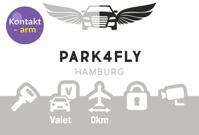 Park4Fly Valet Parkplatz - Parken am Flughafen Hamburg