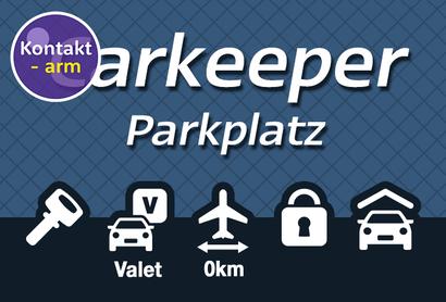 Carkeeper Valet Parken Tiefgarage Hamburg - Parken am Flughafen Hamburg