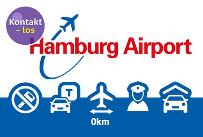 Hamburg Airport P1+2 direkt am Terminal - Parken am Flughafen Hamburg
