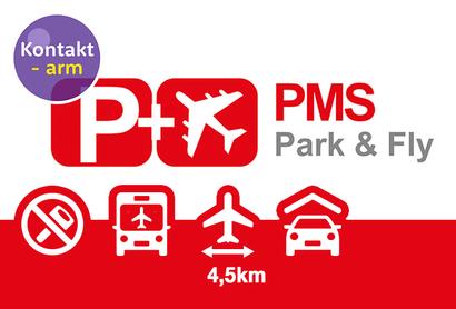 PMS Park & Fly Shuttle-Parkhaus Hamburg