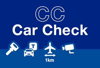CC Car Check Parkplatz Hahn