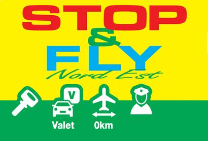 STOP & FLY Linate Parkplatz Valet - Parken am Flughafen Mailand - Linate