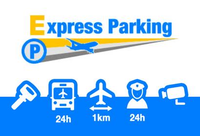 Express Parking Parkplatz - Parken am Flughafen Mailand - Linate