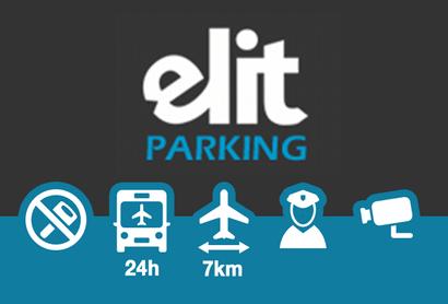 Elit Parking Parkplatz - Parken am Flughafen Lyon