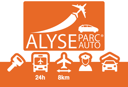 Alyse Parc Auto Parking Intérieur Navette Lyon