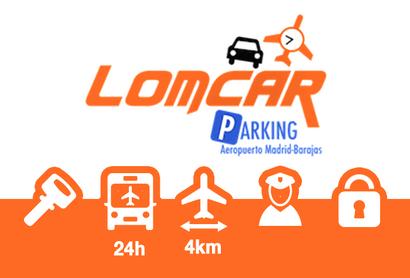 Parking Lomcar Parkplatz Madrid - Parken am Flughafen Madrid