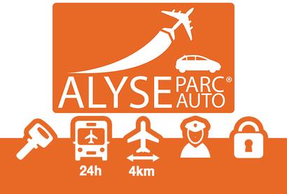 Alyse Parc Auto Parking Extérieur Marseille - Parking au Aéroport de Marseille