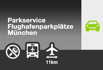 Parkservice Sky München - Parken am Flughafen München
