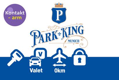 Park King Munich Valet - Parken am Flughafen München