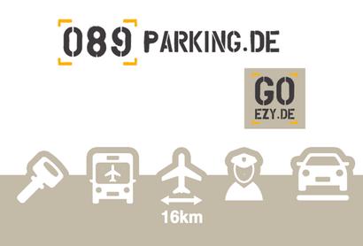 089 Parking by GoEzy Parkplatz - Parken am Flughafen München