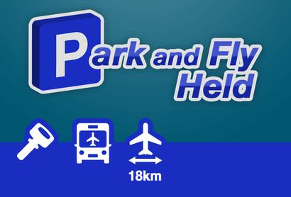 Park & Fly Held-Pretzl Parkplatz München - Parken am Flughafen München