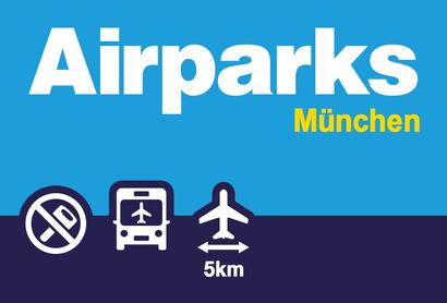 Airparks Parkplatz München - Parken am Flughafen München
