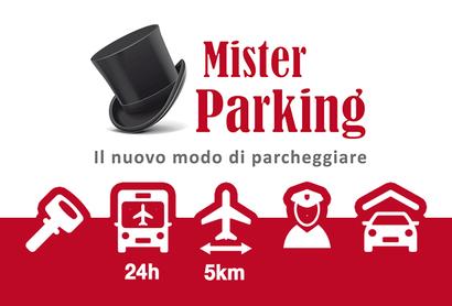Mister Parking Malpensa Parcheggio Coperto - Parcheggio al Aeroporto di Milano - Malpensa