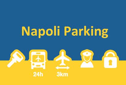 Napoli Parking Parkplatz Neapel - Parken am Flughafen Neapel