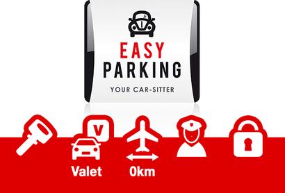 Easy Parking Extérieur Nice Service Voiturier - Parking au Aéroport de Nice