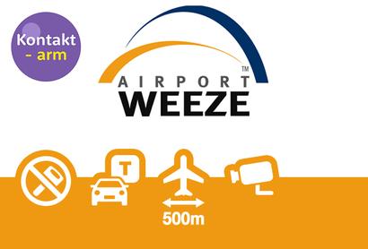 P3 Parkeerplaats Airport Weeze - Parkeren bij Luchthaven Weeze