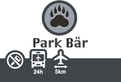 Parkbär Parkplatz Nürnberg - Parken am Flughafen Nürnberg