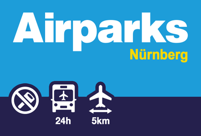 Airparks Parkplatz Nürnberg - Parken am Flughafen Nürnberg
