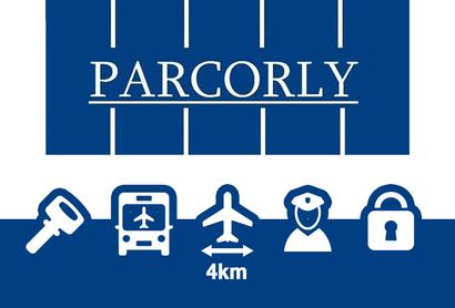 Parcorly Parkplatz - Parken am Flughafen Paris - Orly