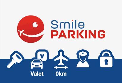 Smile Parking Valet Parkplatz Prag - Parken am Flughafen Prag