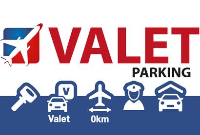 Valet Parking Parkhalle Prag - Parken am Flughafen Prag