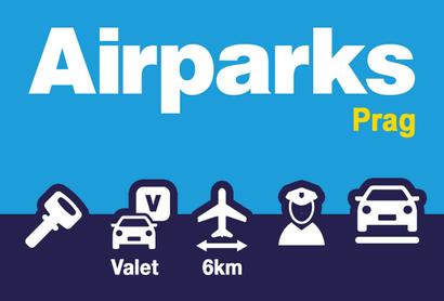Airparks Parkplatz Valet Prag - Parken am Flughafen Prag
