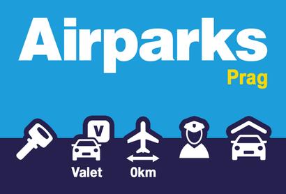 Airparks Parkhalle Valet Prag - Parken am Flughafen Prag