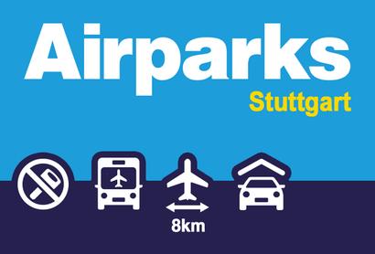 Airparks Parkhaus Stuttgart - Parken am Flughafen Stuttgart