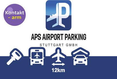 Airport Parking Stuttgart Garage Ostfildern - Parken am Flughafen Stuttgart