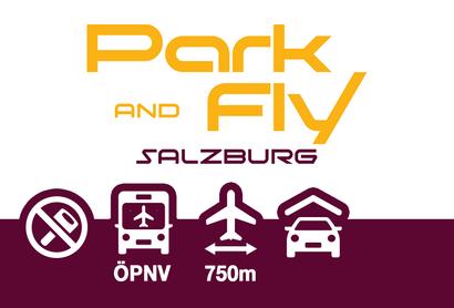 Park and Fly Parkhaus Salzburg - Parken am Flughafen Salzburg