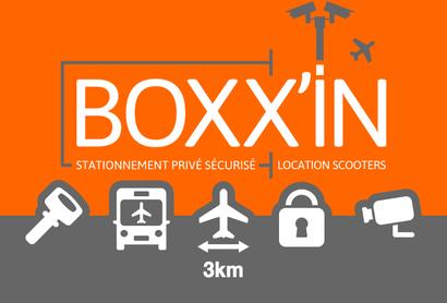 BOXX'IN Parkplatz Toulouse - Parken am Flughafen Toulouse
