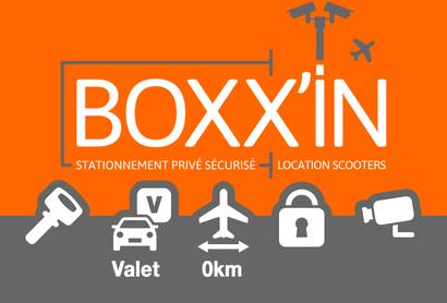 BOXX'IN Parkplatz Toulouse Valet - Parken am Flughafen Toulouse