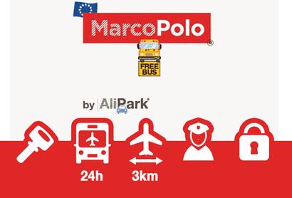 Parcheggio Venezia Marcopolo by Alipark Parcheggio Scoperto - Parcheggio al Aeroporto di Venezia