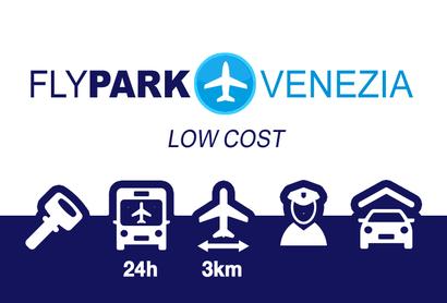 Flypark Venezia Parcheggio Coperto - Parcheggio al Aeroporto di Venezia
