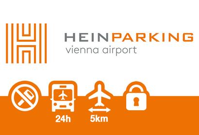 HEINPARKING Vienna airport - Parken am Flughafen Wien