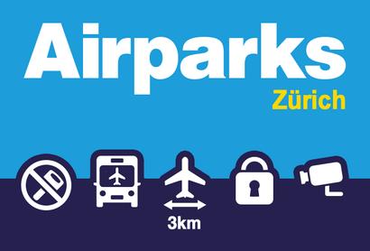 Airparks Parkplatz Hilton Zurich Airport