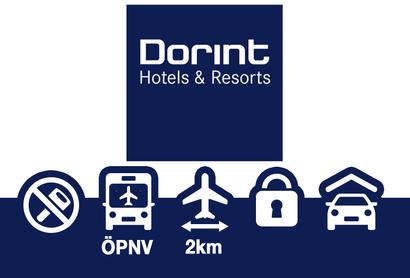 Dorint Airport-Hotel Zurigo Parcheggio Sotterraneo
