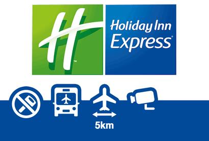 Holiday Inn Express Zurigo Aeroporto Parcheggio Scoperto