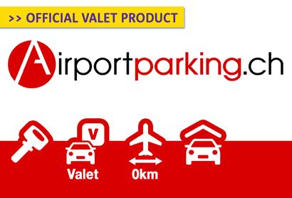 Airportparking.ch Valet Parcheggio Coperto Multipiano