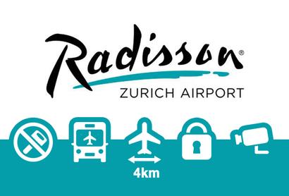 Radisson Hotel Parcheggio Sotterraneo Aeroporto di Zurigo - Parcheggio al Aeroporto di Zurigo