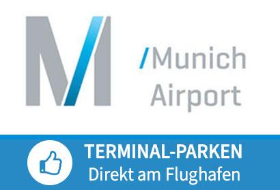 Economy Parken P44 - Parken am Flughafen München